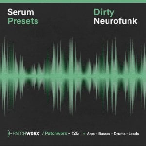 Loopmasters Dirty Neurofunk for Serum