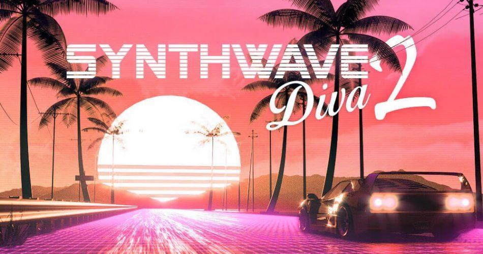 Luftrum Synthwave Diva 2