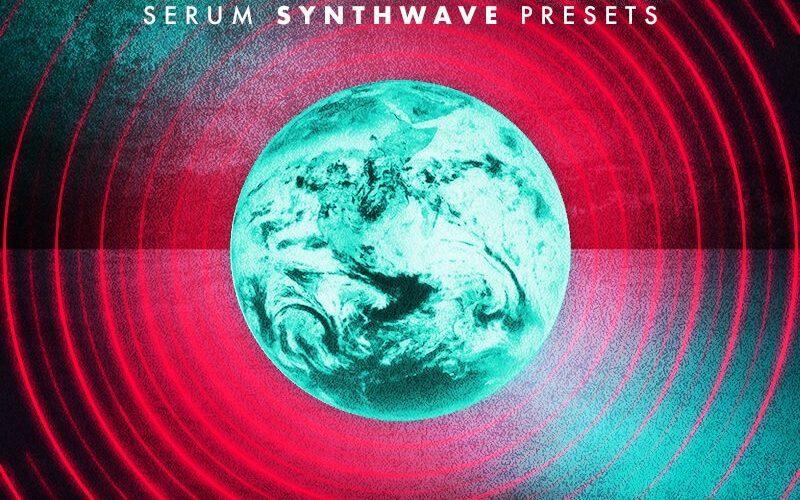 ModeAudio Orbiter Synthwave Serum Presets