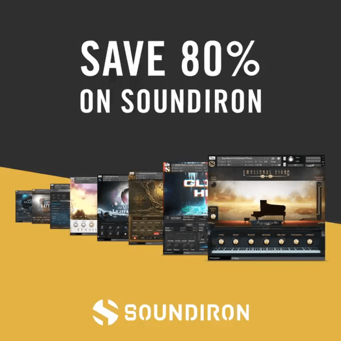 NI Soundiron Sale
