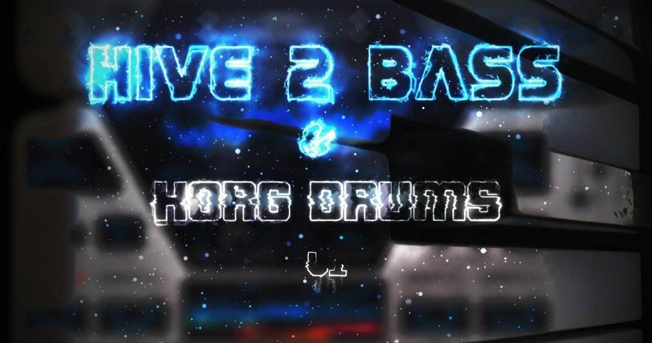NatLife Sounds Hive 2 Bass & Korg Drums V1
