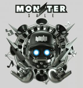 Plugin Alliance Monster Sale