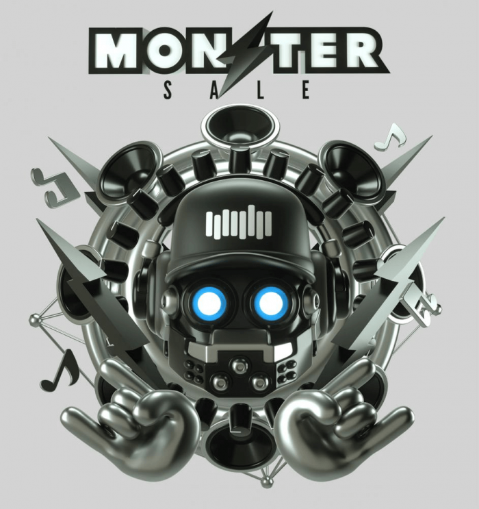Plugin Alliance Monster Sale
