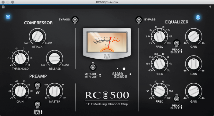 PreSonus RC500 VST3