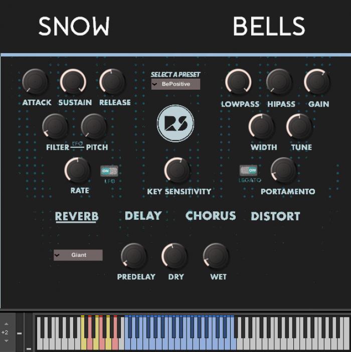 Rast Sound Snow Bells 2