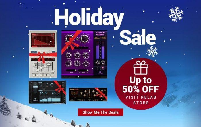Relab Development Holiday Sale