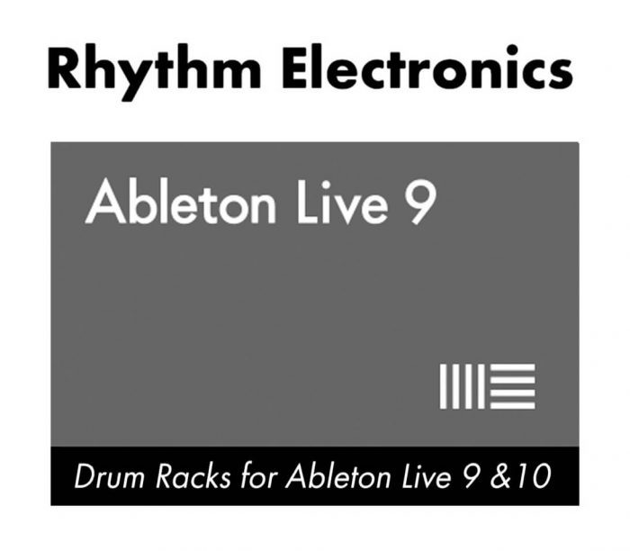 Rhythm Electronics Vintage Drum Machines for Ableton Live 9