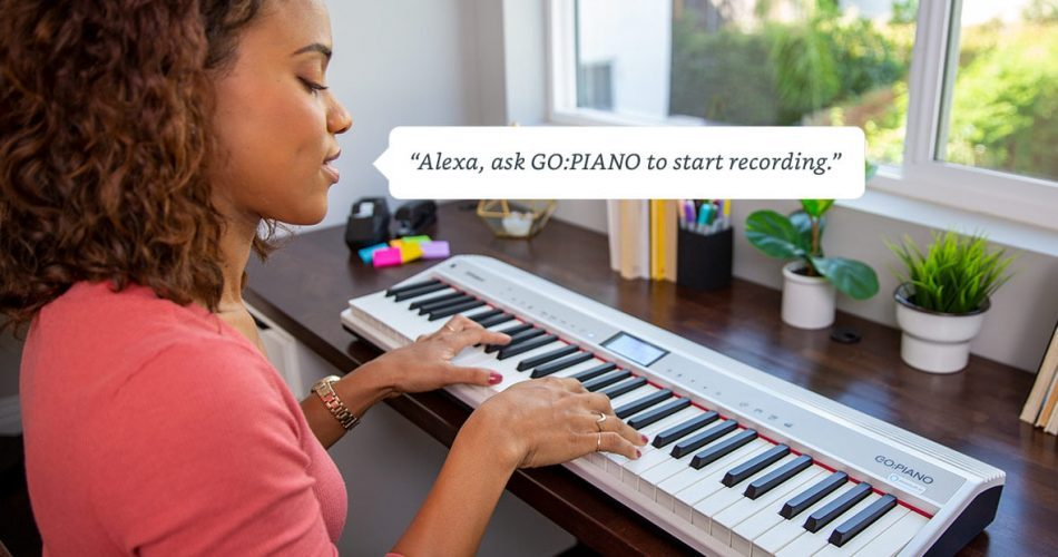 Roland Go Piano Alexa