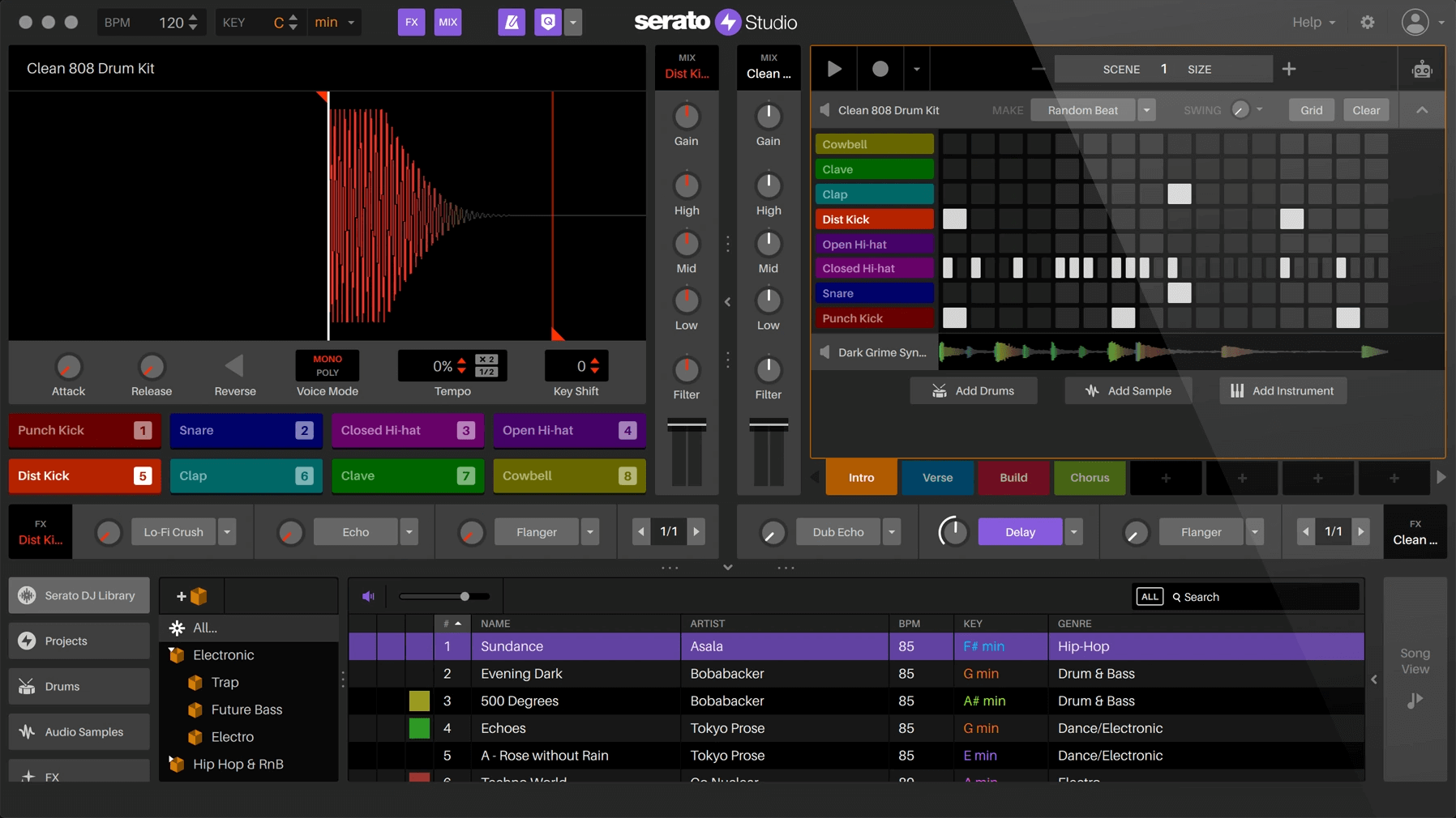 Serato Studio 1.4 offers outright pricing and audio tracks