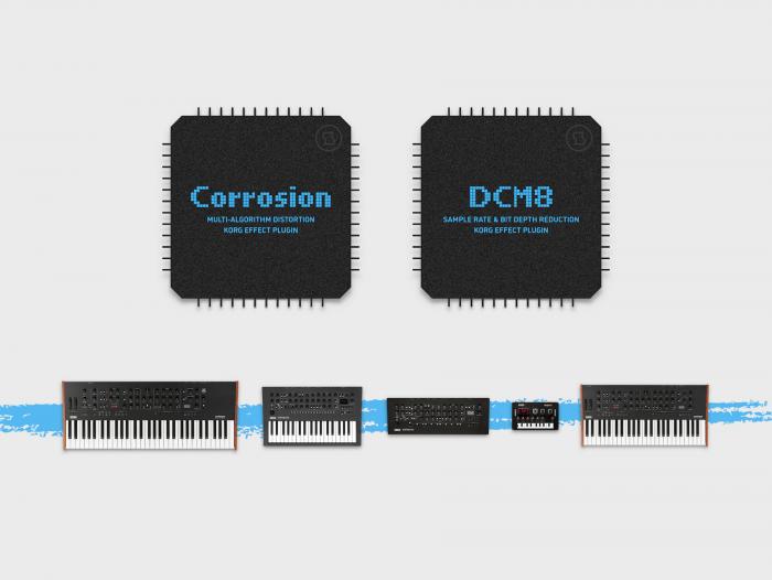 Sinevibes Corrosion DCM8