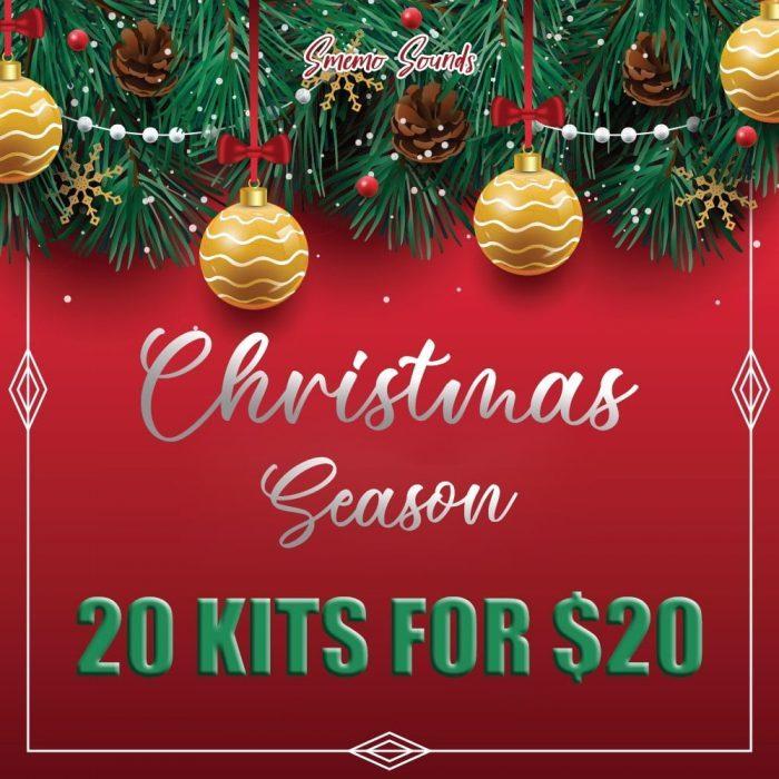 Smemo Sounds Christmas Season Bundle