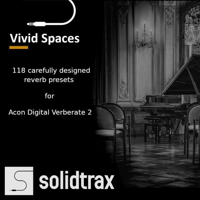 Solidtrax Vivid Spaces for Verberate 2