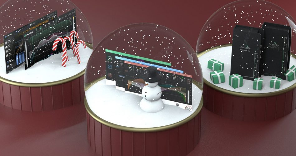 Sonible Holiday Sale 2019