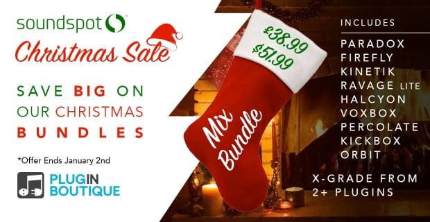 SoundSpot Christmas Sale Mix Bundle
