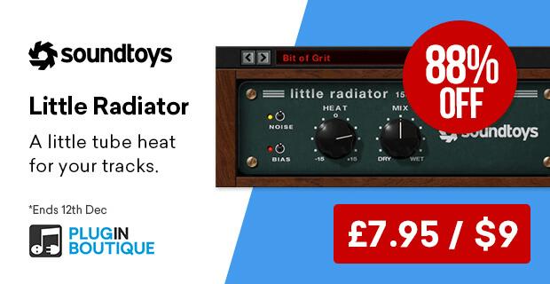 Soundtoys Little Radiator 9 USD