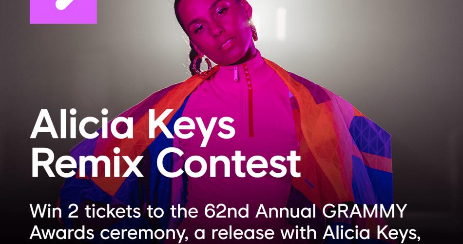 Splice Alicia Keys Remix Content