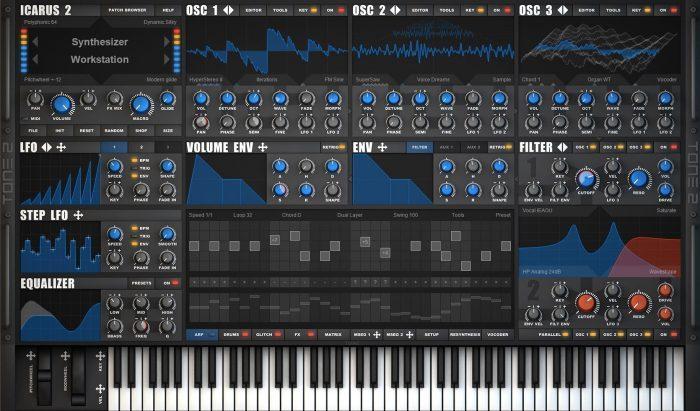 Tone2 Icarus 2