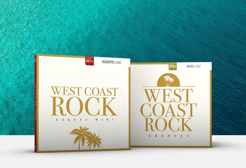 toontrack releases west coast rock drum piano midi packs. Black Bedroom Furniture Sets. Home Design Ideas