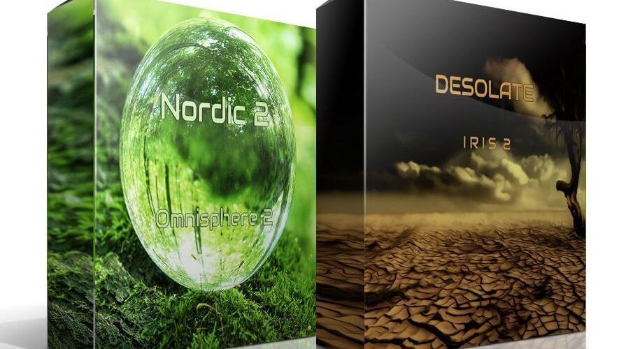 Triple Spiral Audio Nordic 2 & Desolate