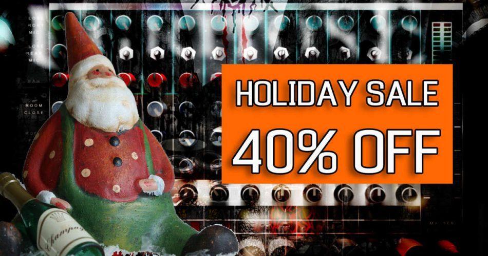 Ugritone Holiday Sale 40 OFF