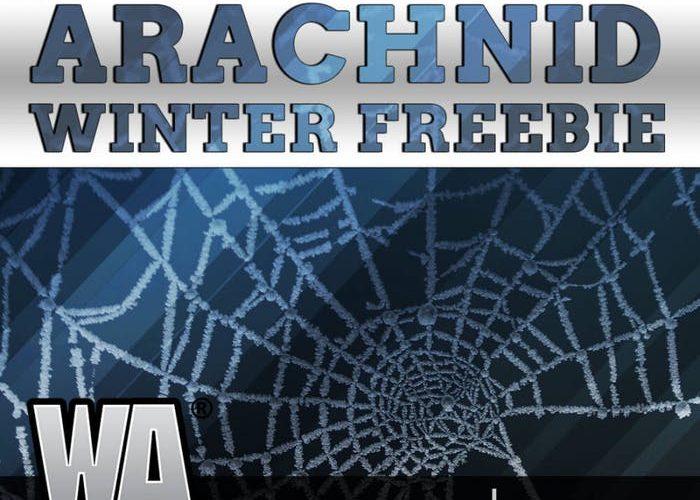 WA Arachnid Winter Freebie
