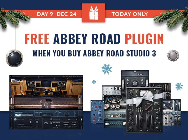 Waves Free Abbey Road Plugin