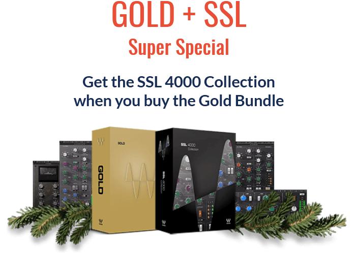 Waves Gold SSL