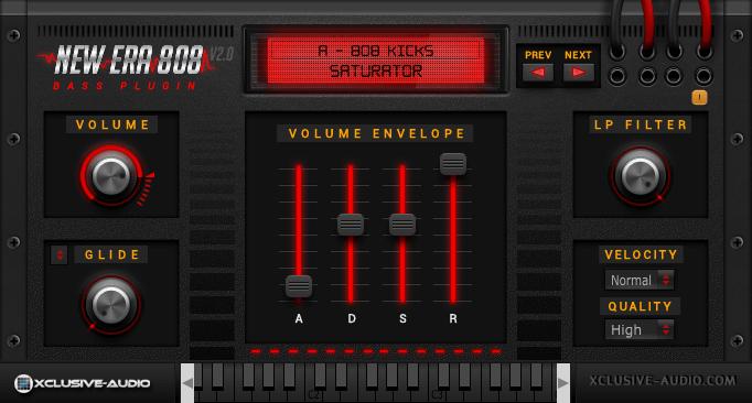 Xclusive Audio New Era 808 V2