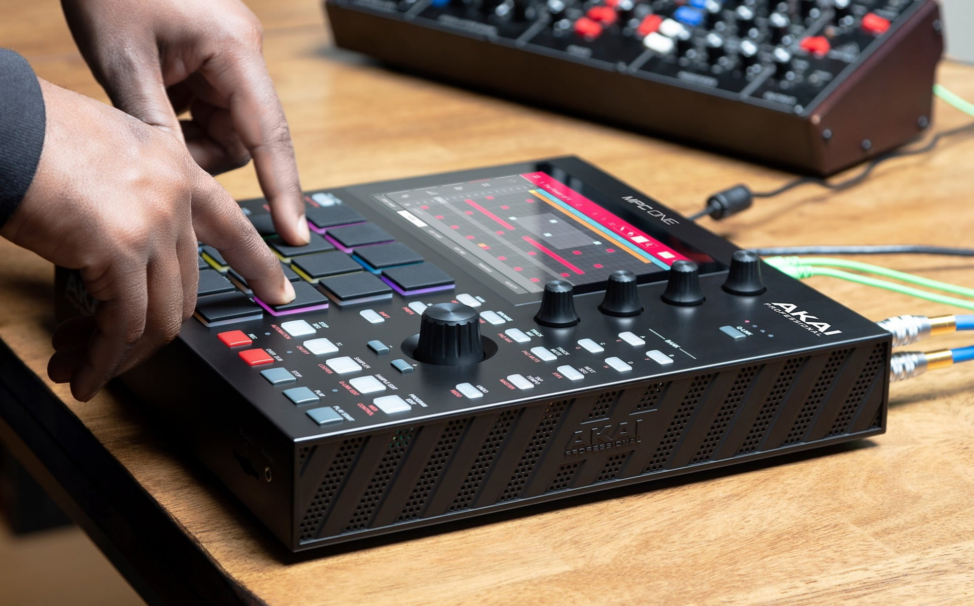 Akai Pro announces MPC One standalone music production solution
