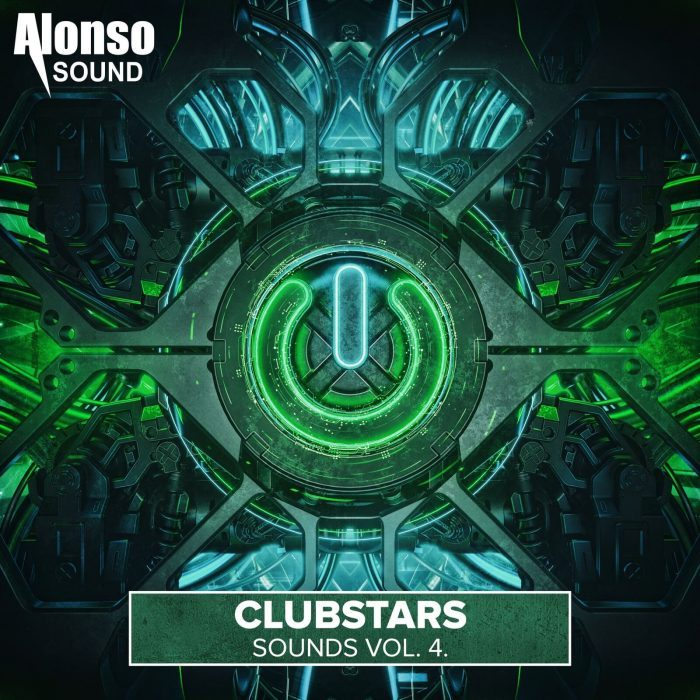 Alonso Sound Clubstars Sounds Vol 4