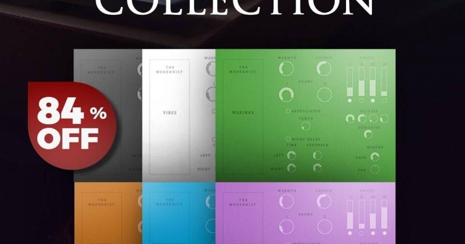 Audio Plugin Deals Modernist Collection