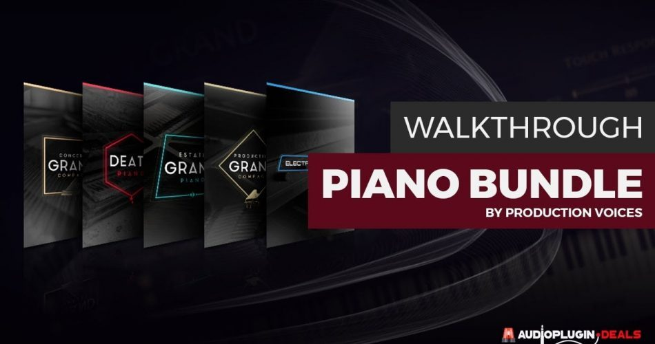 Audio Plugin Deals Piano Bundle Walkthrough