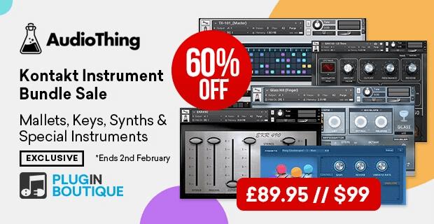 AudioThing KontaktBundle Sale