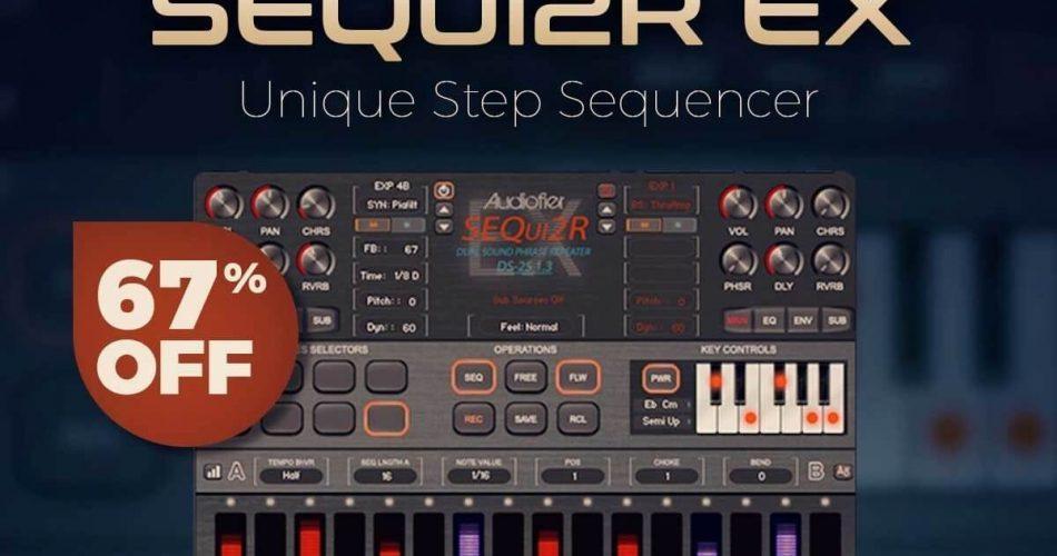 Audiofier SeQui2R EX Sale