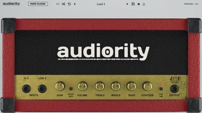 Audiority L12X