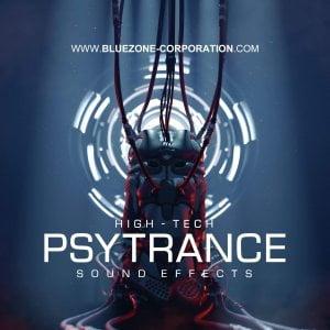 Bluezone High Tech Psytrance Sound Effects