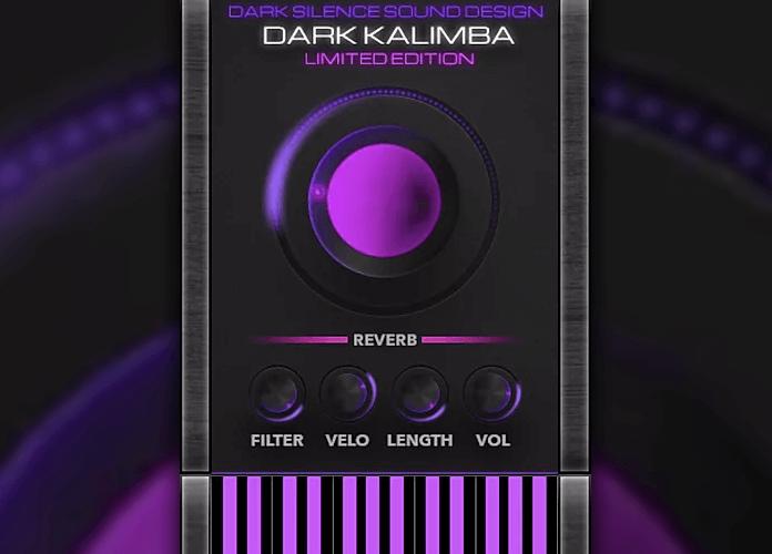 Dark Silence Dark Kalimba LE