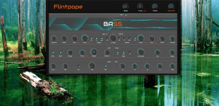 Flintpope BASS for Reaktor