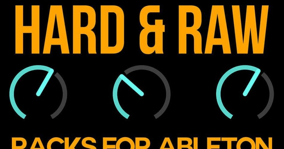 Industrial Strength General Guyble Hard & Raw Racks for Ableton