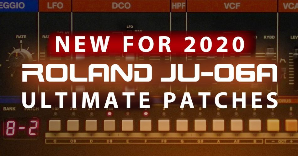 JU 06A Ultimate Patches Volumes 1 3