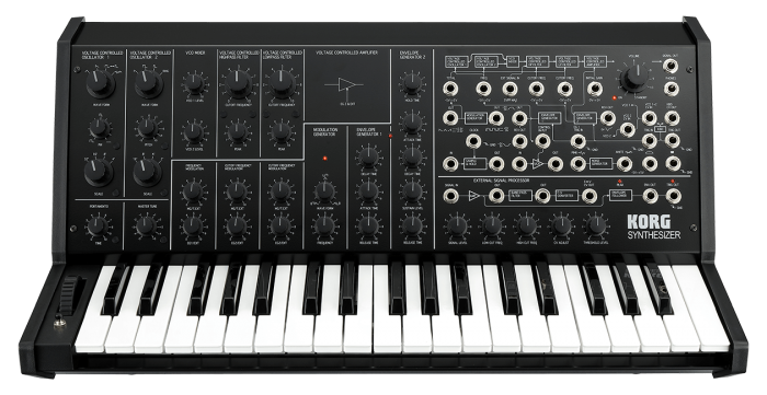 Korg MS 20 FS Black