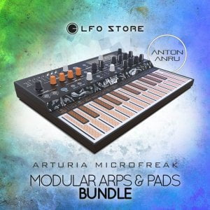 LFO Store Modular Arps & Pads Bundle