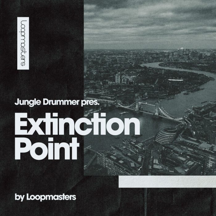 Loopmasters Jungle Drummer Extinction Point