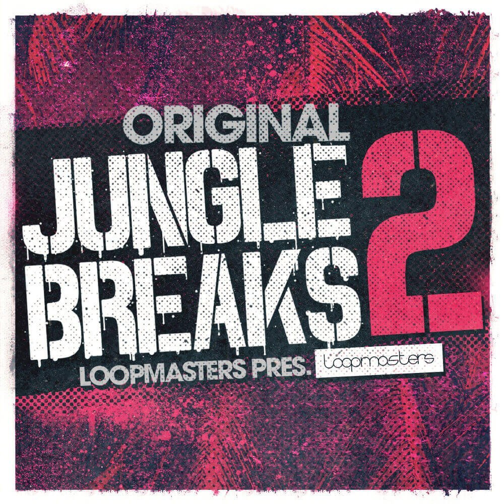 Loopmasters delivers more 90s junglist drums with Original Jungle Breaks 2