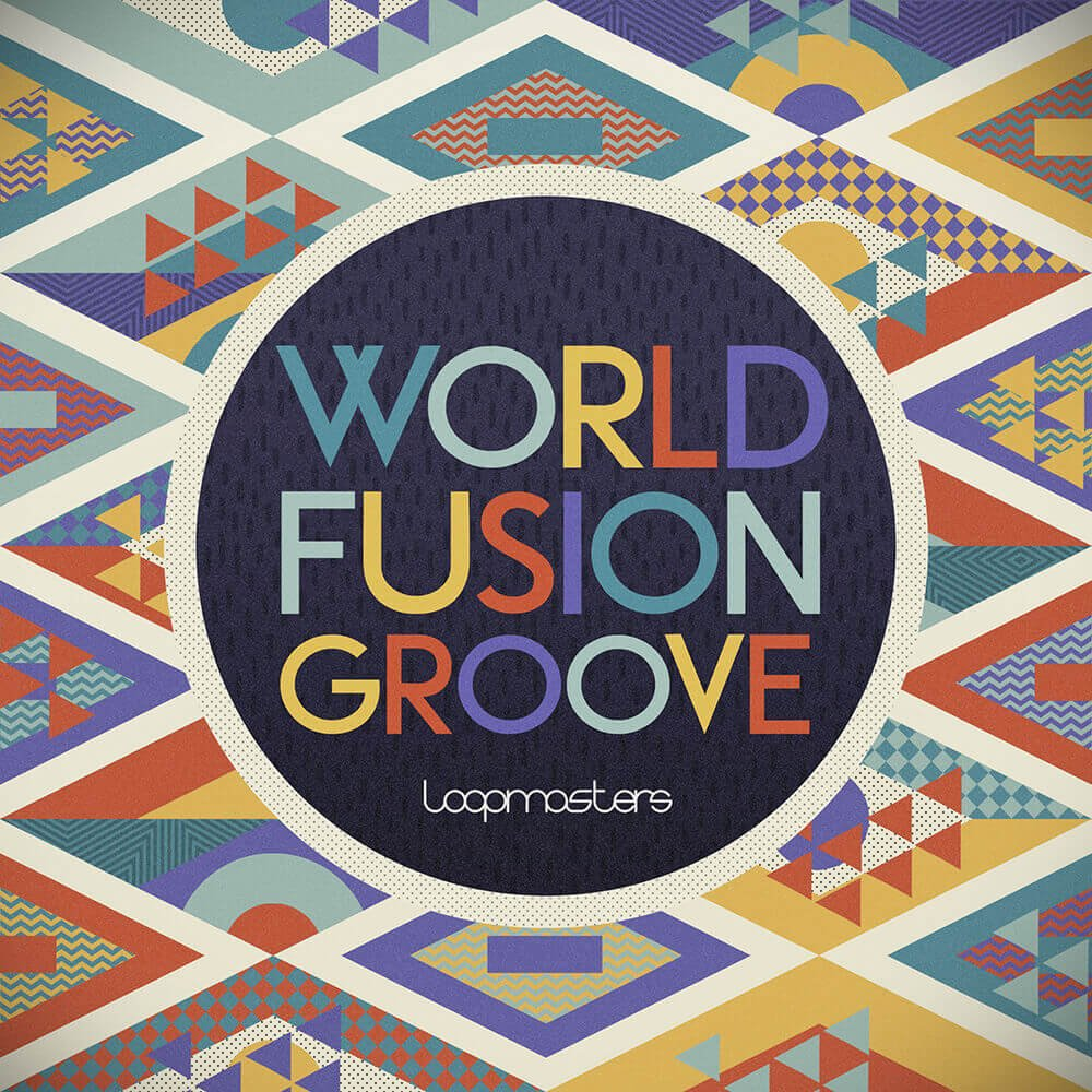 Loopmasters releases World Fusion Groove sample pack