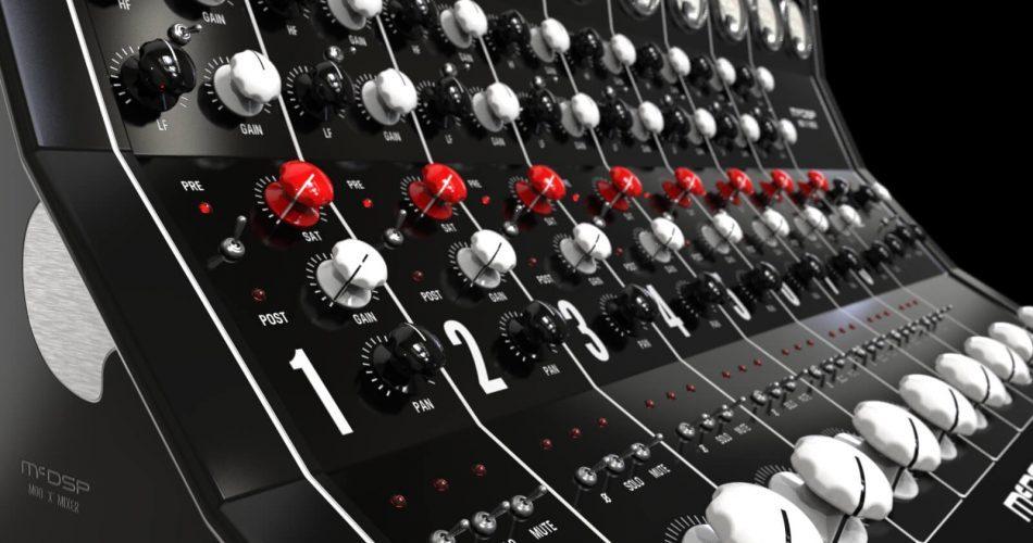 McDSP Moo X Mixer feat