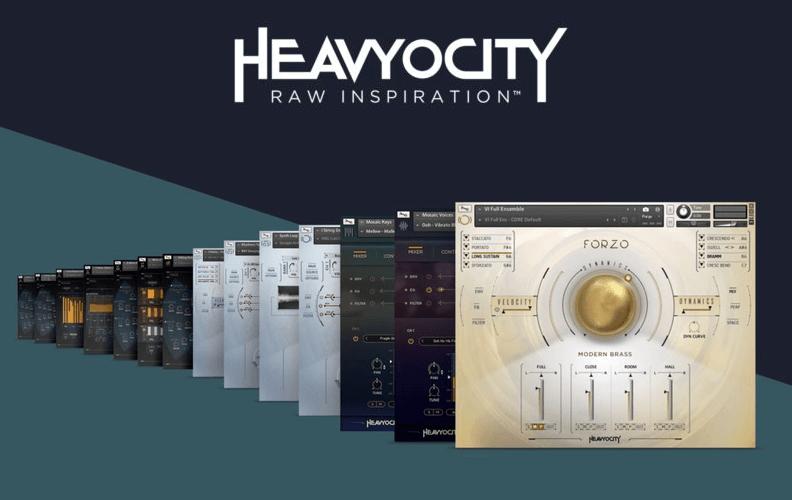 NI Heavyocity 2020
