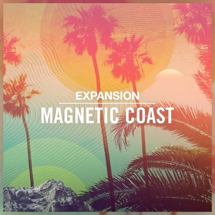 Native Instruments delivers a vibrant blend of hip hop and electronic beats with Magnetic Coast