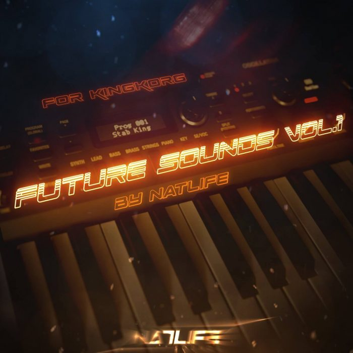 NatLife Future Sounds for KingKorg