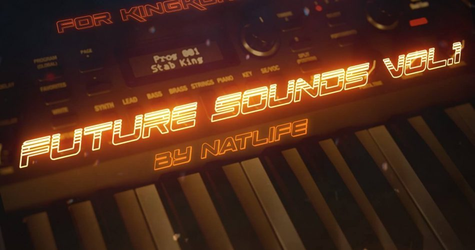 NatLife Future Sounds for KingKorg